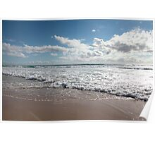 Mermaid Beach, Queensland Poster