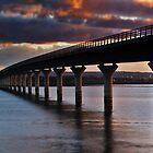 Clackmannanshire Bridge by Aj Finan