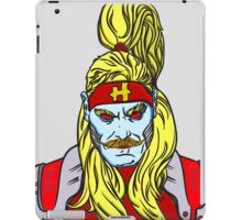 Omega Red  iPad Case/Skin