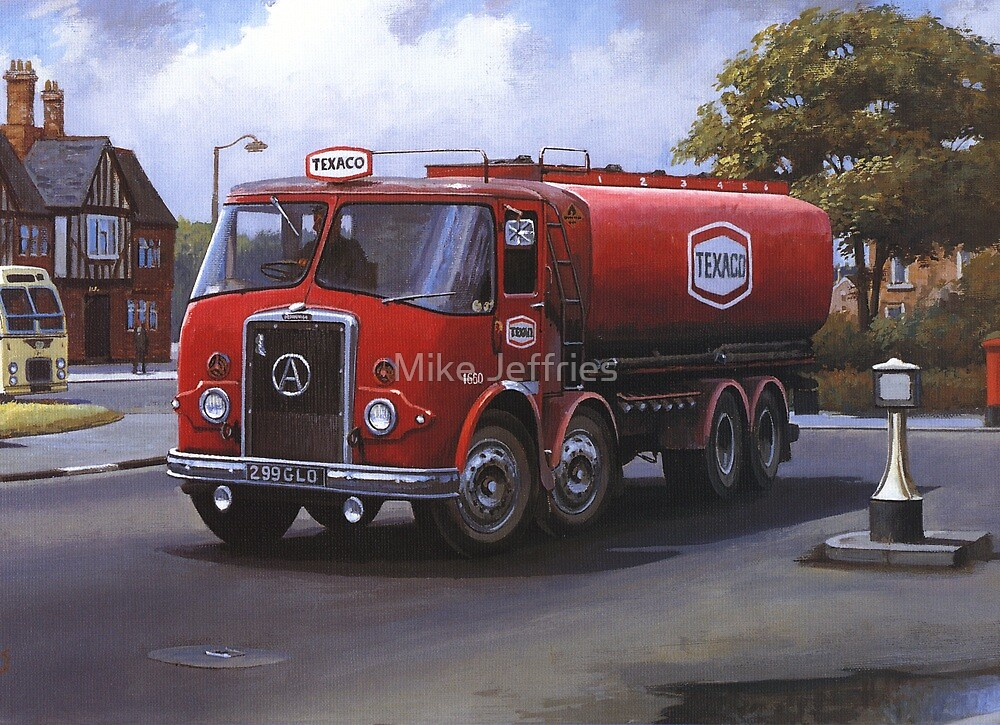 Atkinson Silver knight by Mike Jeffries