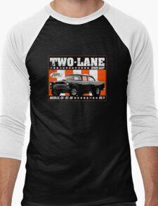 Two-Lane Speed Shop Men's Baseball ¾ T-Shirt