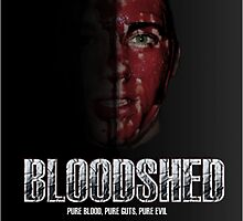 Bloodshed-Version Two by MichaelMcCallum