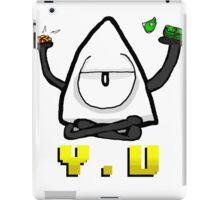 Y.V Ultra iPad Case/Skin