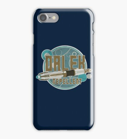 DALEK REPELLENT iPhone Case/Skin