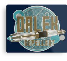 DALEK REPELLENT Metal Print