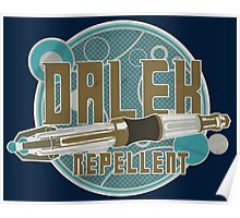 DALEK REPELLENT Poster