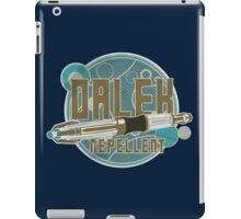 DALEK REPELLENT iPad Case/Skin