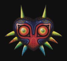 Majora's Mask (Zelda) Kids Tee