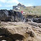 St.Ives Rocks by Sarah Fenn