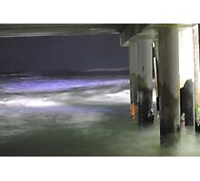 A Rough Night in Port Cambell, Victoria Photographic Print