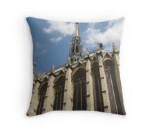 Buttresses - Paris Throw Pillow