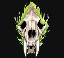 Flaming Skulls - Sabre Toothed Tiger Hoodie