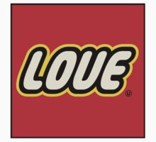 Love Lego by Q4shirts
