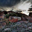 Alien - Wyadup Western Australia by Chris Paddick