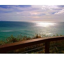 beachy Photographic Print