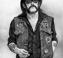 Lemmy by Martin Lynch-Smith