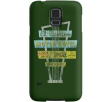 Vintage Motel Sign - El Camino Samsung Galaxy Case/Skin