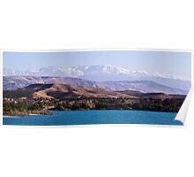 Menara Reservoir Poster