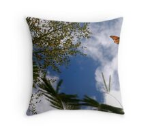 Freedom in Kauai Throw Pillow