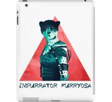 Impurrator Furryosa - Furry Road iPad Case/Skin