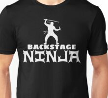 Backstage Ninja Unisex T-Shirt