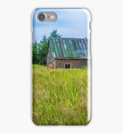 Abandoned House in Feltzen South iPhone Case/Skin