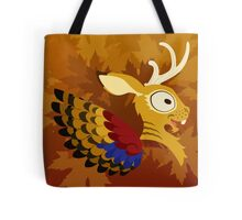 Silly beasty: Wolpertinger Tote Bag