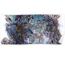 Panoracave - Abstract Fractal Poster