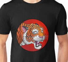 oriental tiger head Unisex T-Shirt