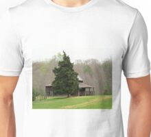 Beautiful Old House Unisex T-Shirt