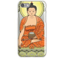 buddha color iPhone Case/Skin