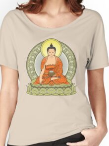 buddha color Women's Relaxed Fit T-Shirt