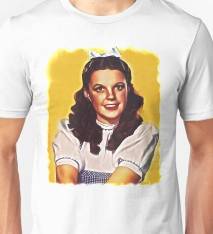 Dorothy Oz Painting Unisex T-Shirt