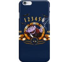Counts Gratia Countis iPhone Case/Skin