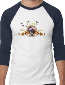 Counts Gratia Countis Men's Baseball ¾ T-Shirt