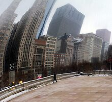 Scene in the Bean by Brian Gaynor