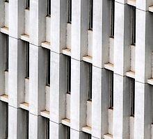 Skyscraper Facade by ibphotos