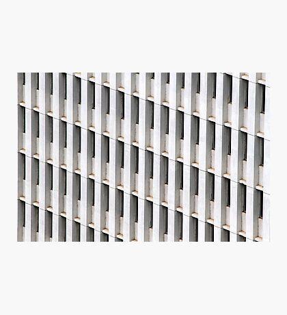 Skyscraper Facade Photographic Print