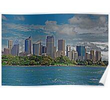 Sydney-A New Metropolis Poster