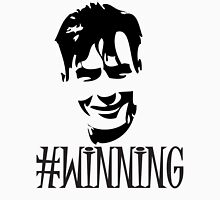 Charlie Sheen Is Winning Unisex T-Shirt