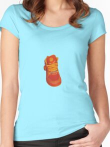 Shoe Glutton T-Shirt Women's Fitted Scoop T-Shirt