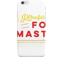 The Foot Master iPhone Case/Skin