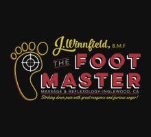 The Foot Master by Art-Broken