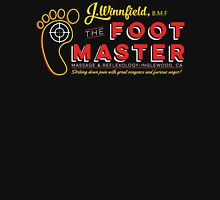 The Foot Master Unisex T-Shirt