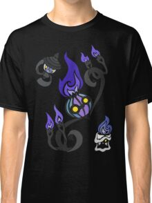 Flames of the Forgotten - Chandelure, Lampent and Litwick Classic T-Shirt