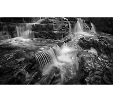 Waterfall country South Wales Photographic Print