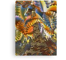 'Information Overload' Canvas Print