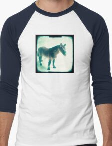 Little horse Men's Baseball ¾ T-Shirt