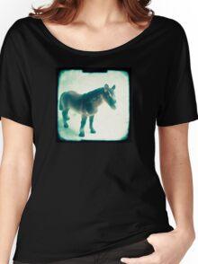 Little horse Women's Relaxed Fit T-Shirt