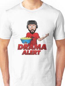 Drama Alert (Keemstar) popcorn tshirts, hoodies and more Unisex T-Shirt